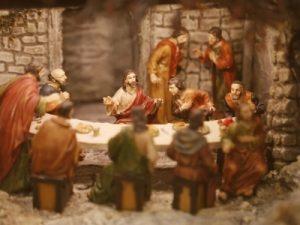 Oracion para antes de comer