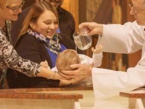 Oracion para bautizo