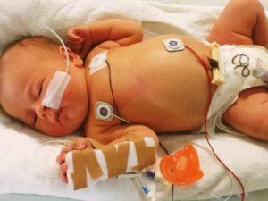 Oracion para hijos y bebes enfermos
