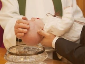 Oracion para el bautizo