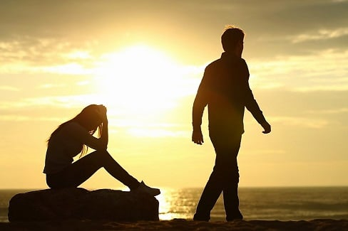 Oración para olvidar a un amor