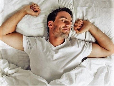 Oración para antes de dormir